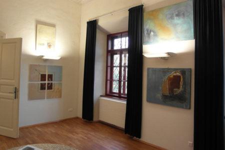 KUNSTZIRK(E)L im Schloss Wildon