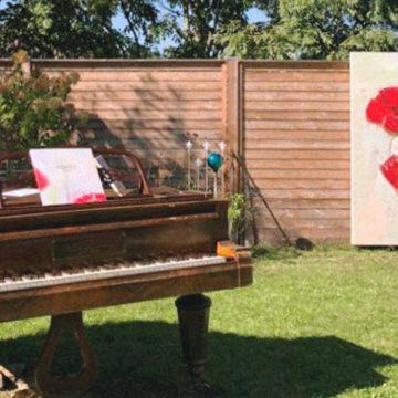 Kunst im Garten 2018