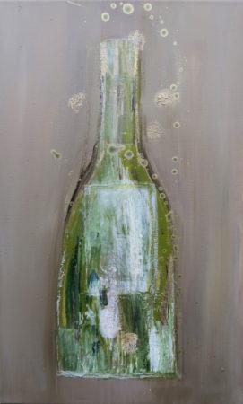 Flaschenkind 5 – 38x62cm