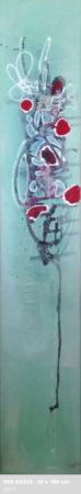 Red Roses – 30 x 180 cm