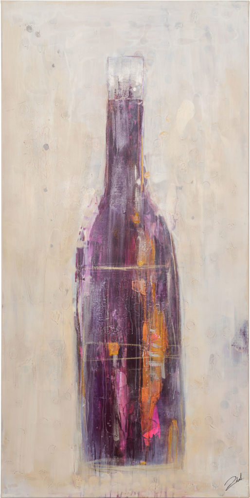 Big Bottle 6 / 2019 – 100x200cm