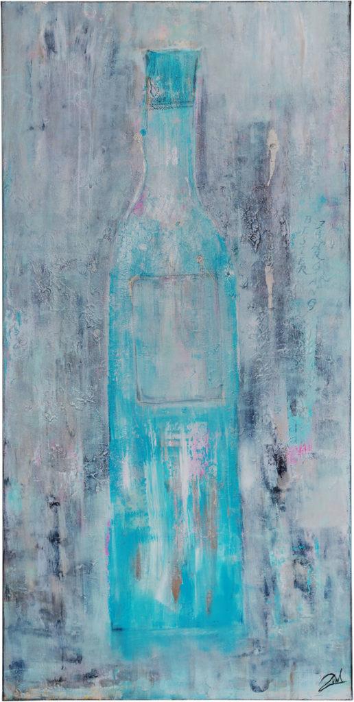 Big Bottle 3 / 2019 – 100x200cm