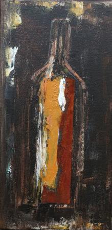 Flaschenkind 2 – 15x30cm