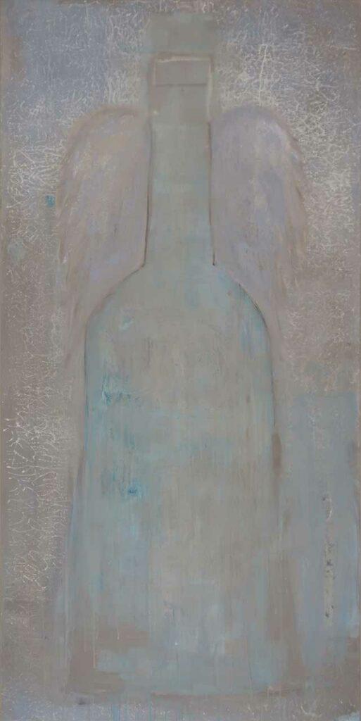 Big Bottle 6 / 2020 – 100x200cm