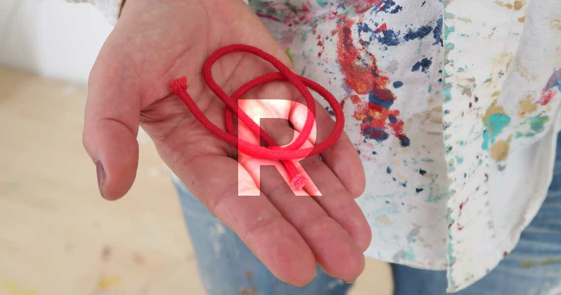 R – ROTER FADEN