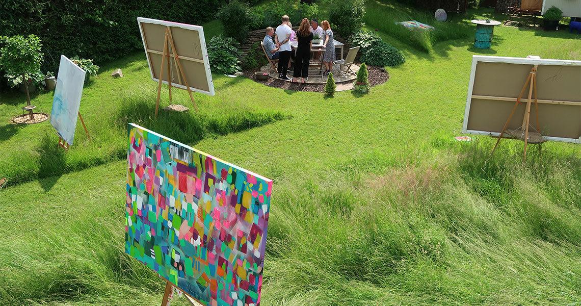 Kunst im Garten 2021